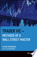 """Trader Vic-Methods of a Wall Street Master"" by Victor Sperandeo, T. Sullivan Brown"
