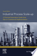Industrial Process Scale Up Book PDF
