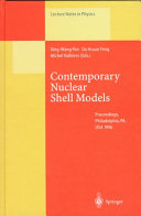 Contemporary Nuclear Shell Models