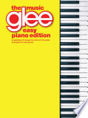 Glee Songbook: Easy Piano Edition