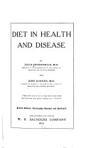 Diet in Health and Disease