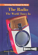 The Radio: The World Tunes in