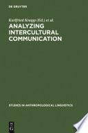 Analyzing Intercultural Communication