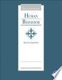 """Encyclopedia of Human Behavior"" by Vilayanur S. Ramachandran"