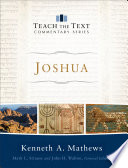 Joshua  Teach the Text Commentary Series  Book