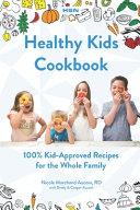 Healthy Kids Cookbook Book