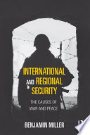 International and Regional Security Book