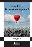 Hospitality Revenue Management