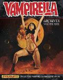 Vampirella Archives Vol  9