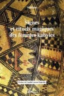 Pdf Signes et rituels magiques des femmes kabyles Telecharger