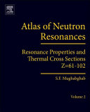 Atlas of Neutron Resonances Book