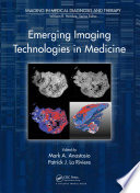 Emerging Imaging Technologies In Medicine Book PDF