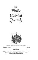 Florida Historical Quarterly