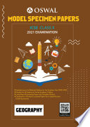 Model Specimen Papers for Geography: ICSE Class 10 for 2021 Examination