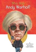 Who Was Andy Warhol? Pdf/ePub eBook