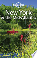 Lonely Planet New York   the Mid Atlantic