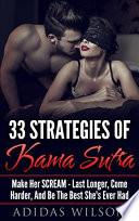33 Strategies of Kama Sutra