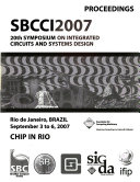 SBCCI 2007 Book