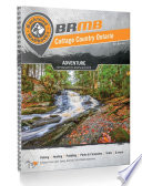 Cottage Country Ontario Backroad Mapbook