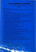 Yonsei Medical Journal