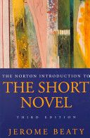 The Norton Introduction to the Short Novel Book