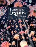 Lesson Planner for Teachers 2019 2020