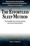 The Effortless Sleep Method Book