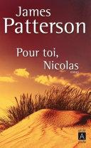 Pour toi, Nicolas Book