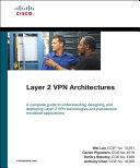 Layer 2 VPN Architectures Pdf/ePub eBook