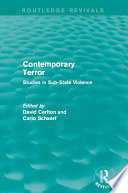 Contemporary Terror