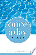 Niv Once A Day Bible Chronological Edition Ebook