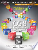 iOS 8 for Programmers Book
