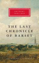 The Last Chronicle of Barset [Pdf/ePub] eBook