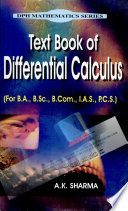 Text Book Of Differential Calculus