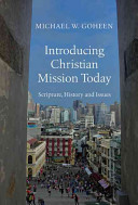 Cover of Introducing Christian Mission Today