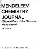Mendeleev Chemistry Journal