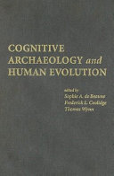 Cognitive Archaeology and Human Evolution