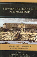 Pdf Between the Middle Ages and Modernity