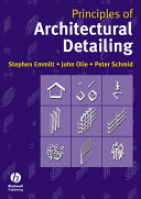 Principles of Architectural Detailing