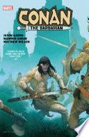 Conan The Barbarian By Aaron   Asrar