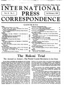 International Press Correspondence
