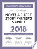 Novel Short Story Writer S Market 2018