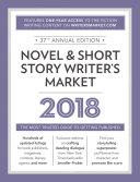 Novel   Short Story Writer s Market 2018