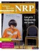 NRP Lycée - Les prix littéraires au lycée - Septembre 2014 (Format PDF) Pdf/ePub eBook