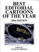 Best Editorial Cartoons of the Year 2006