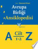 Avrupa Birligi Ansiklopedisi (2 Cilt)