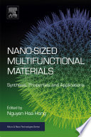 Nano sized Multifunctional Materials Book