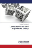 Computer Vision and Augmented Reality Book