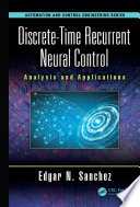 Discrete-Time Recurrent Neural Control