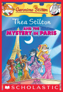 Pdf Thea Stilton and the Mystery in Paris Telecharger